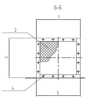 Основные размеры ПВР-П